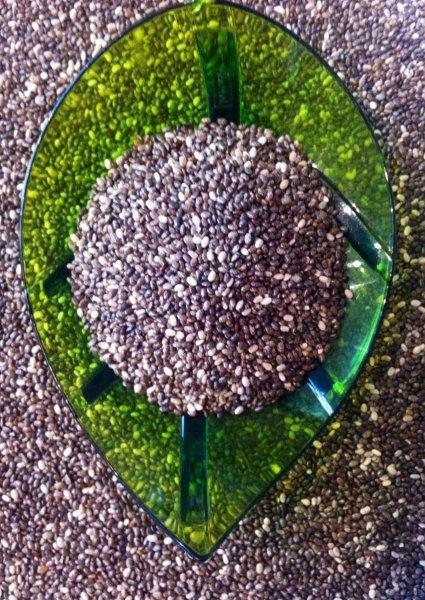 Chia-Samen 5 kg glutenfrei